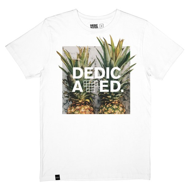 T-shirt Stockholm Dedicated Pineapples