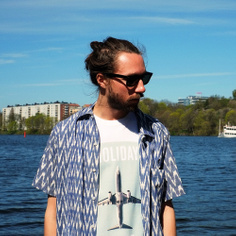 T-shirt Stockholm Holiday Mode