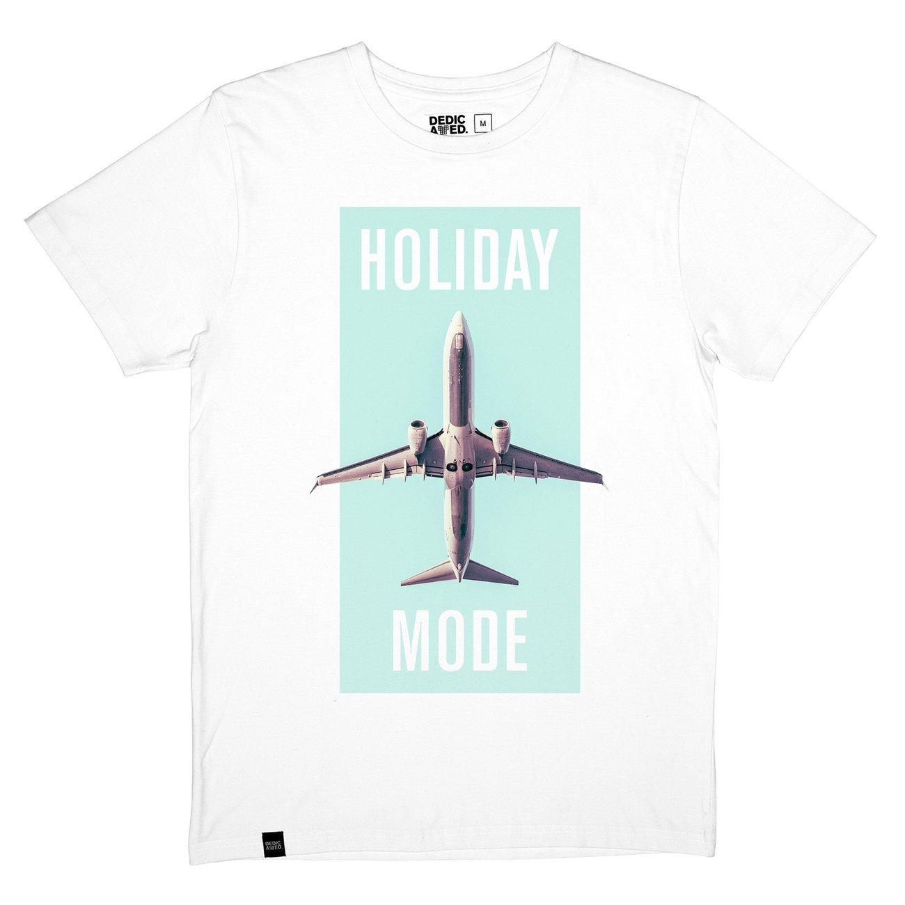 4bdadf36a525f6 DEDICATED - T-shirt Stockholm Holiday Mode - Tshirt Store Online