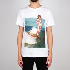T-shirt Stockholm Surfing Art