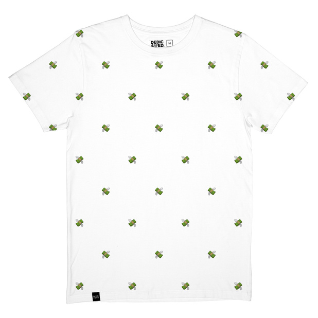 T-shirt Stockholm Flying Dollars
