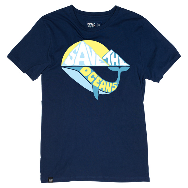 T-shirt Stockholm Save The Ocean