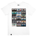 T-shirt Stockholm Multi Tapes