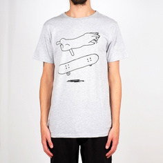 T-shirt Stockholm Cat Flip