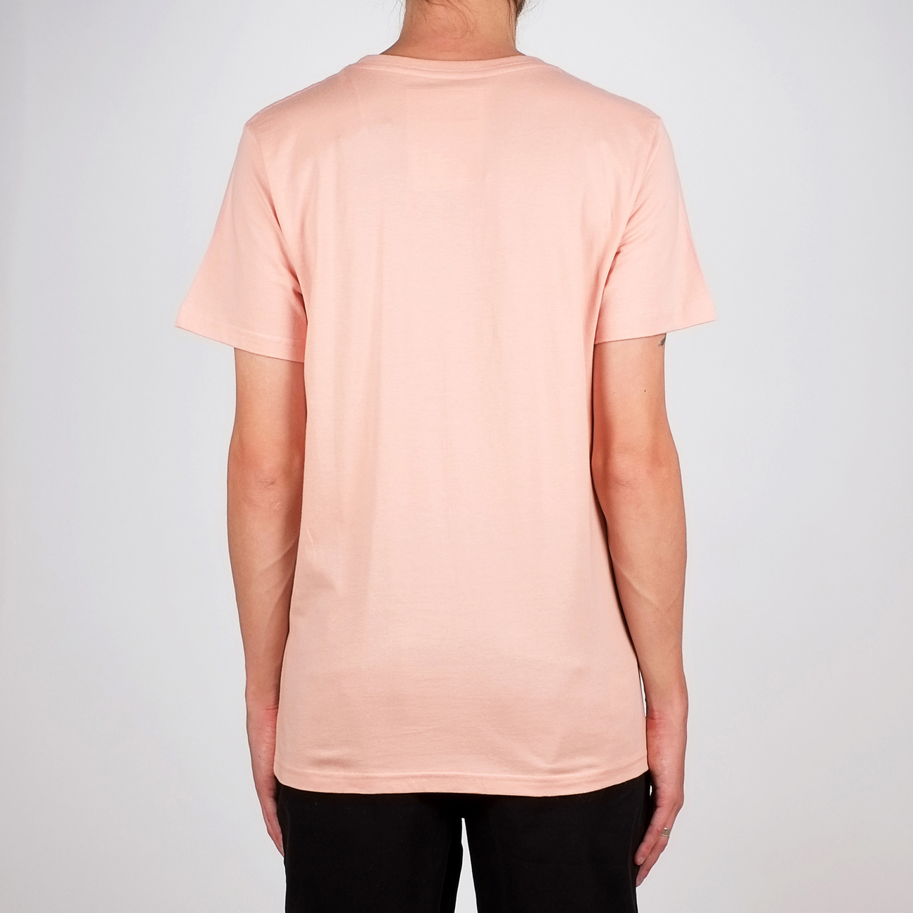 T-shirt Stockholm Cat Flip Mellow Pink