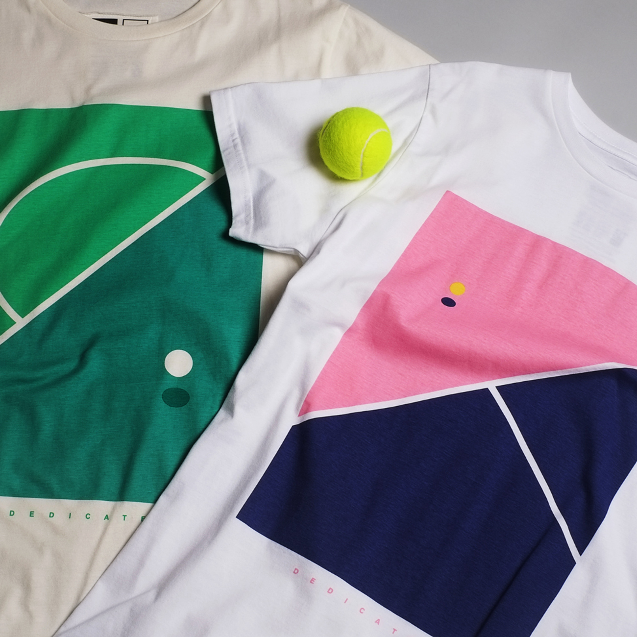 T-shirt Stockholm Tennis Court