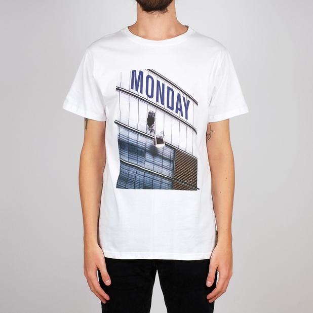 T-shirt Stockholm Monday Rage