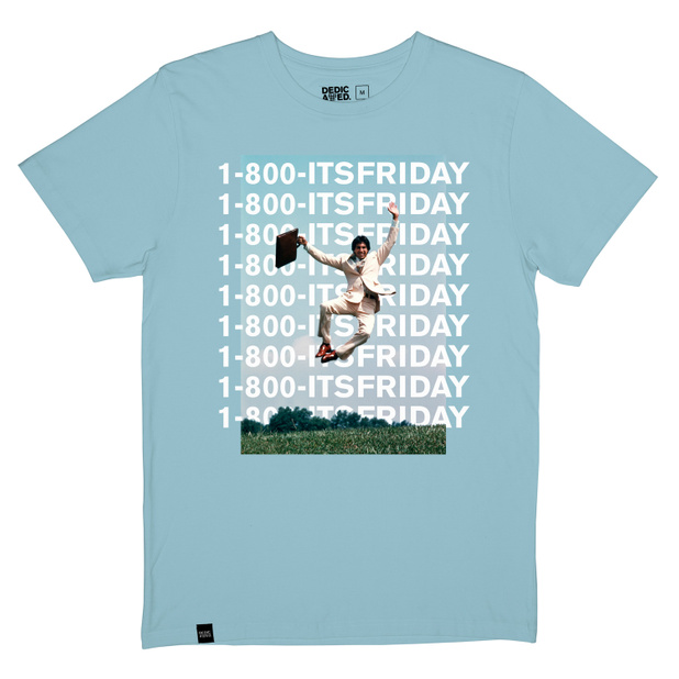 T-shirt Stockholm It Is Friday