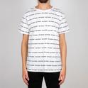 T-shirt Stockholm Fuck Racism Stripes