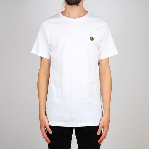 T-shirt Stockholm Donut White