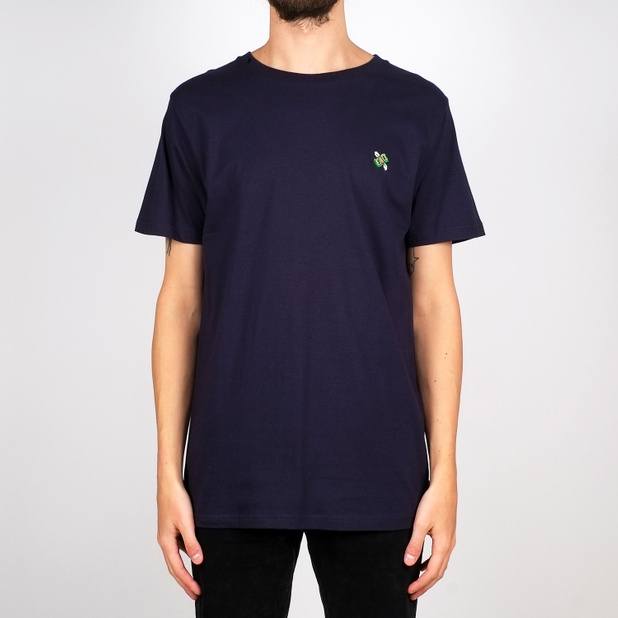 T-shirt Stockholm Flying Dollar Navy