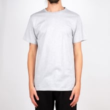 T-shirt Stockholm Base Grey Melange
