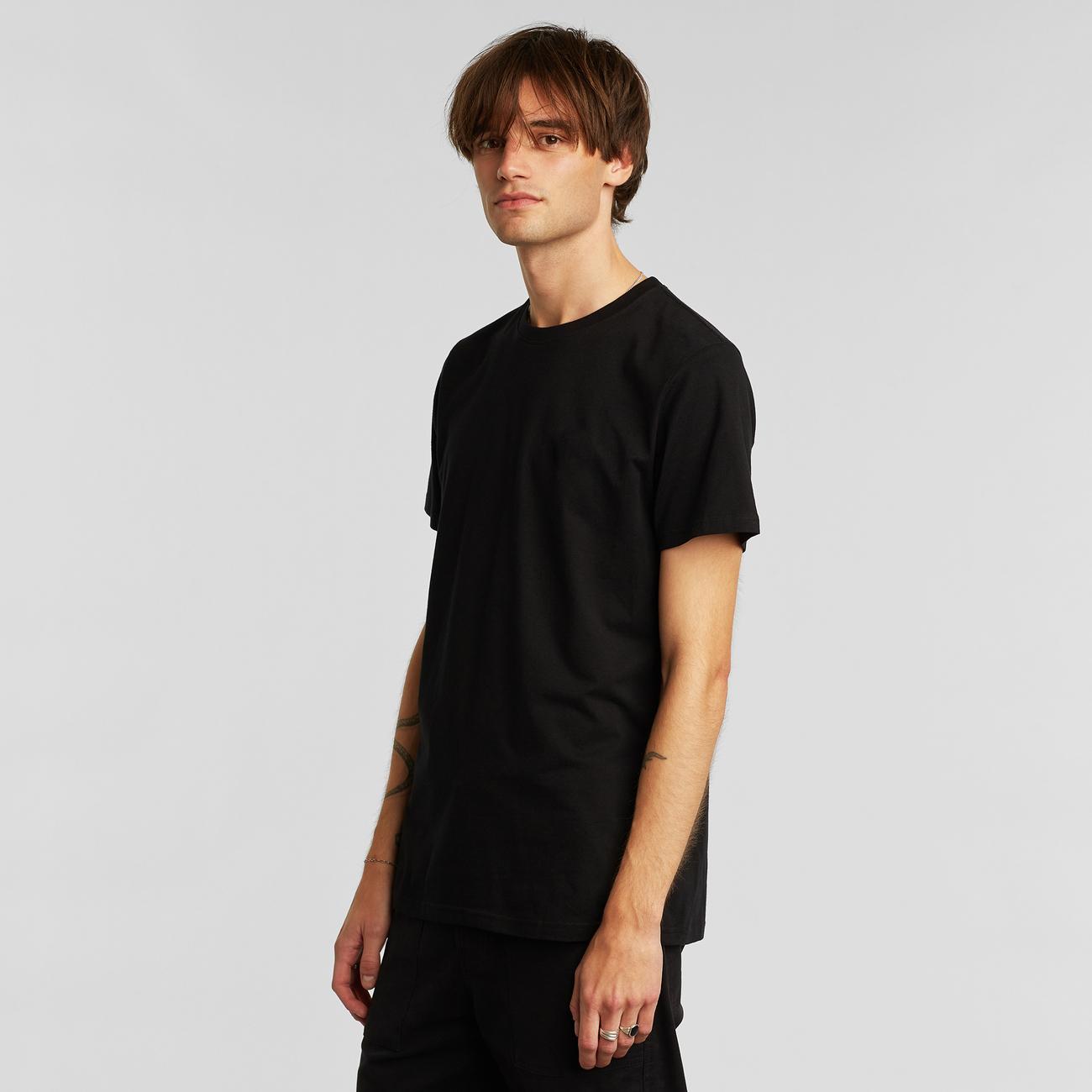 T-shirt Stockholm Base Black