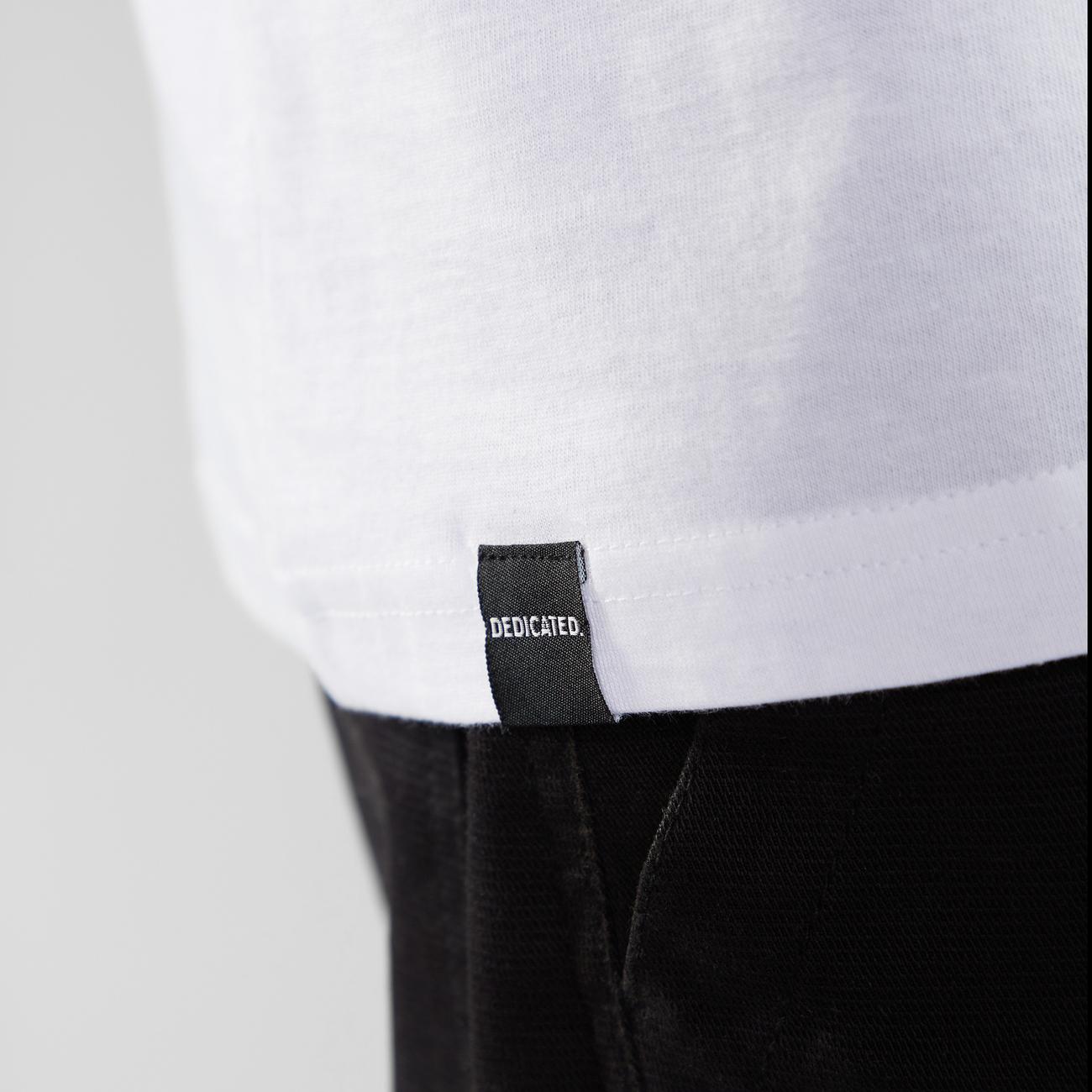 T-shirt Stockholm Base White
