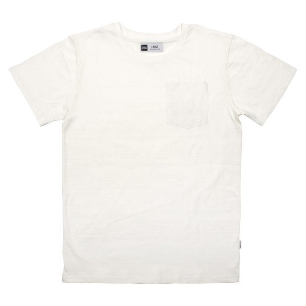T-shirt Stockholm Full Jacquard Off-White