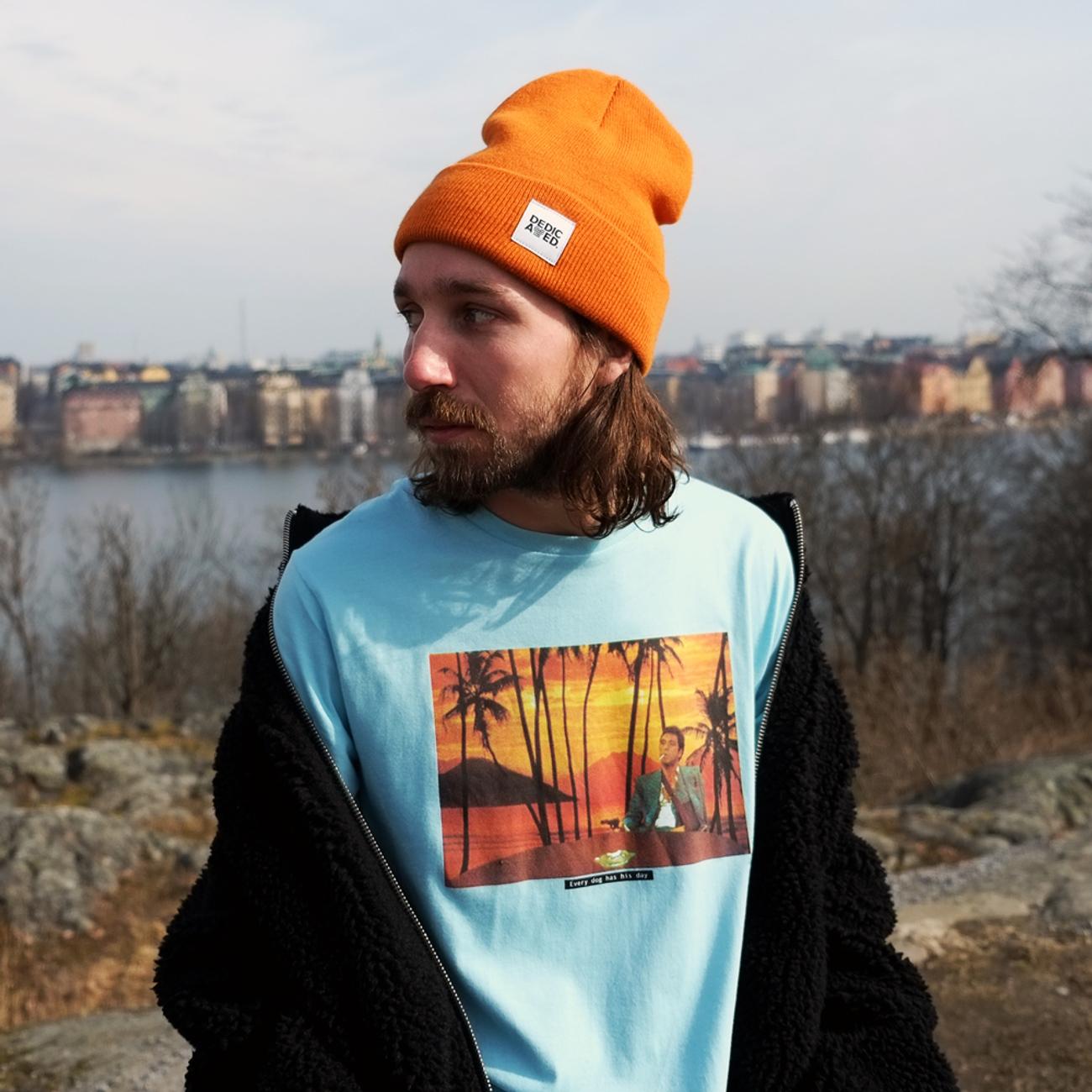 T-shirt Stockholm Every Dog
