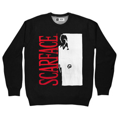 Sweater Mora Scarface