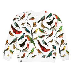 Sweatshirt Ystad Birds