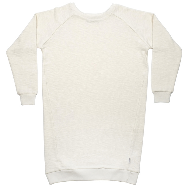 Sweatshirt Roskilde Full Jacquard Off-White