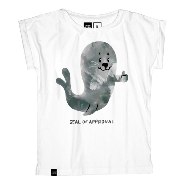 T-shirt Visby Seal Approval