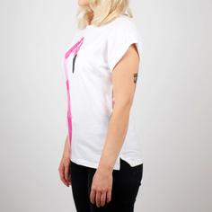 T-shirt Visby Drawn Flamingo