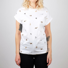 T-shirt Visby Kennel Pattern