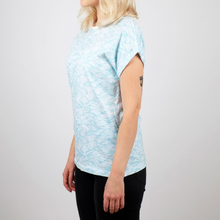 T-shirt Visby Ink Waves