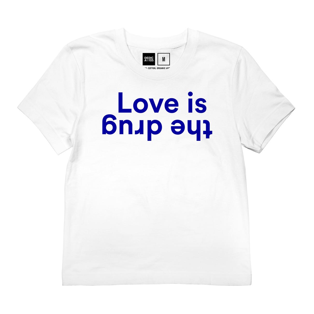 T-shirt Mysen Love Drug