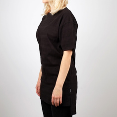 T-shirt Alta Full Jacquard Black