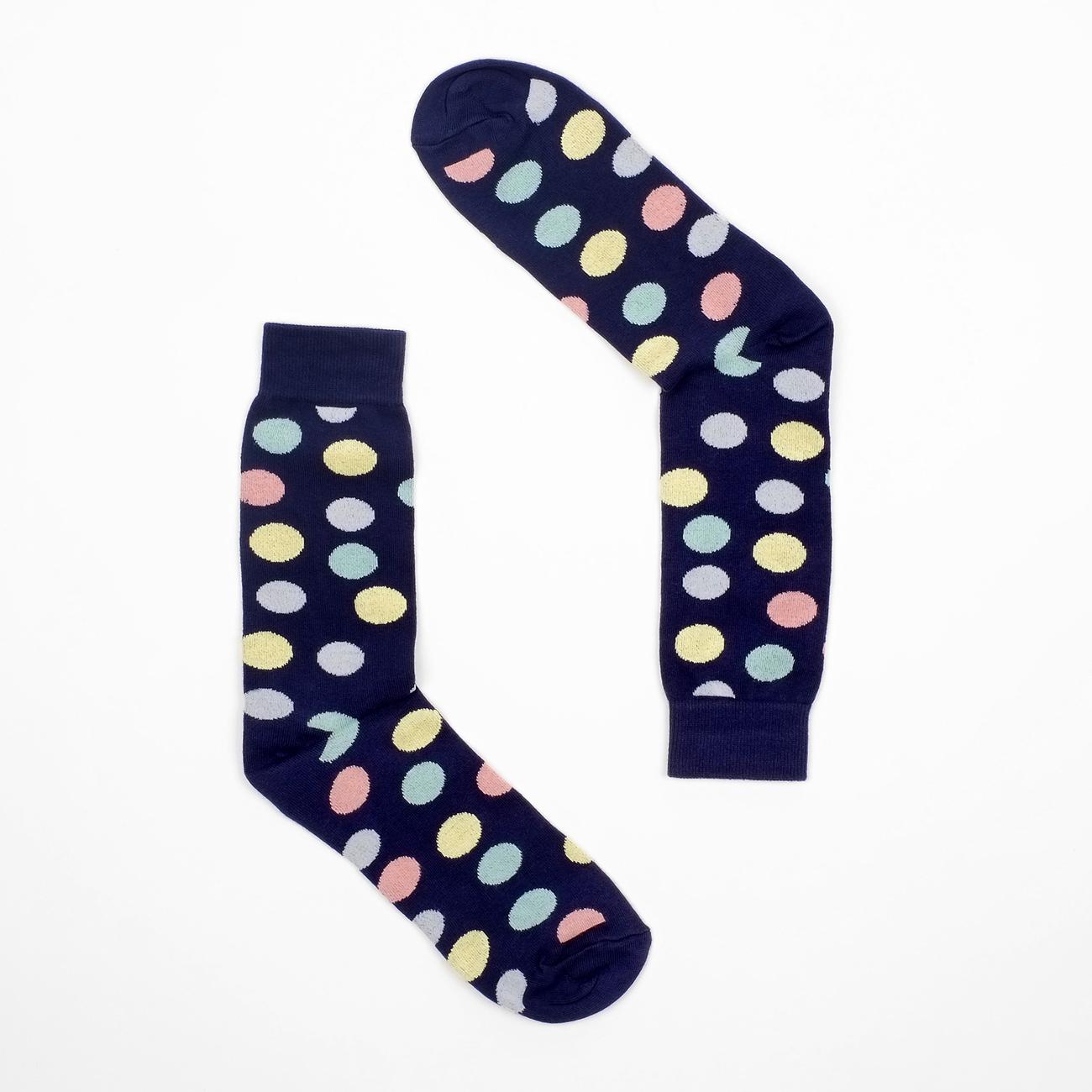 Socks Sigtuna Multi Dots