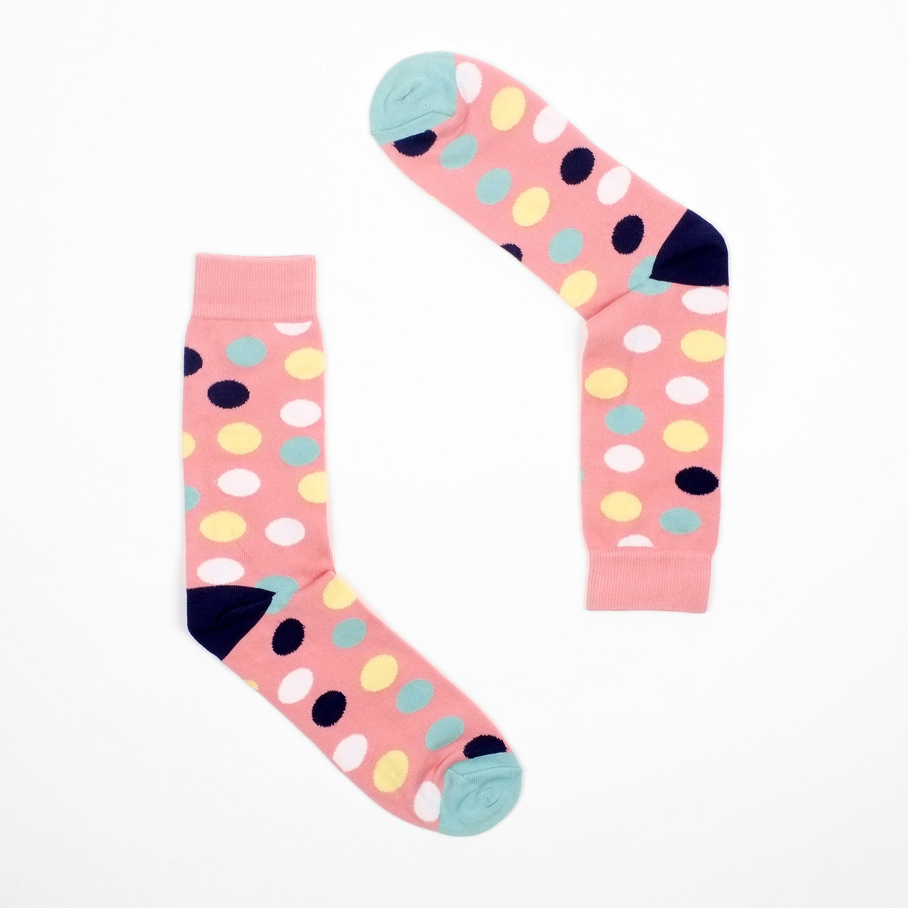 Socks Multi Dots