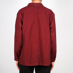 Worker Jacket Sala Burgundy
