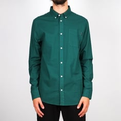 Shirt Varberg Oxford Evergreen