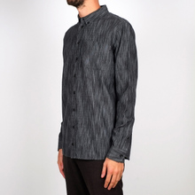 Shirt Varberg Handloom Dark Glitch