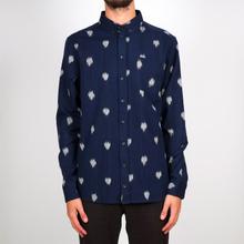 Skjorta Varberg Handloom Big Dots