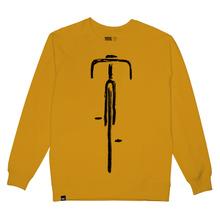 Sweatshirt Malmoe Bike Front