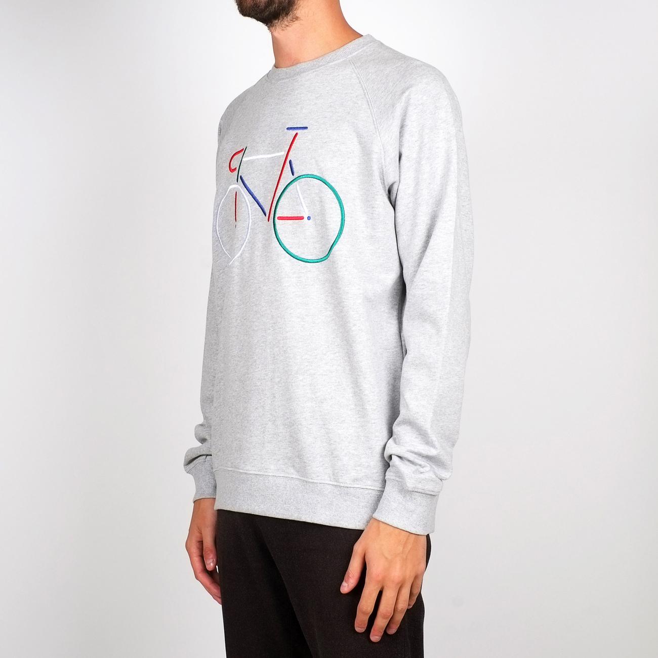 Sweatshirt Malmoe Color Bike