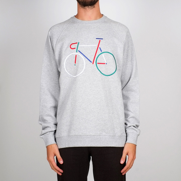 Sweatshirt Malmoe Color Bike