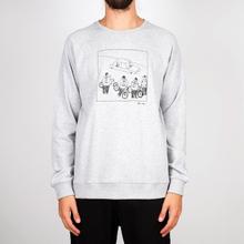 Sweatshirt Malmoe Biker Gang