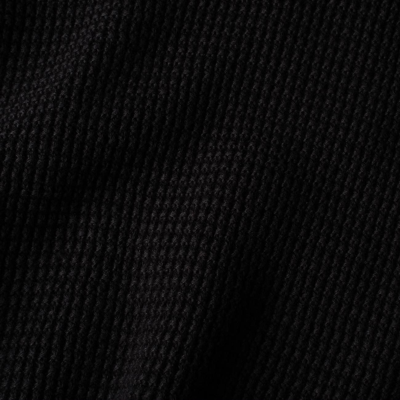 Sweater Mora Waffle Black