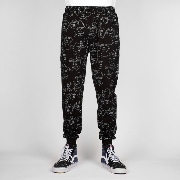 Joggers Lund Faces