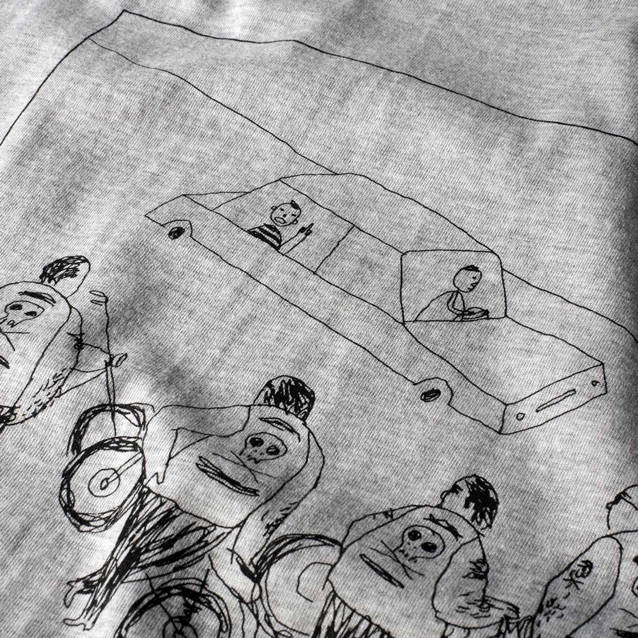 T-shirt Stockholm Biker Gang