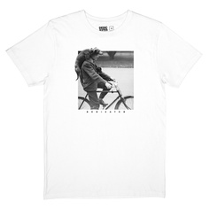 T-shirt Stockholm Bike Dog
