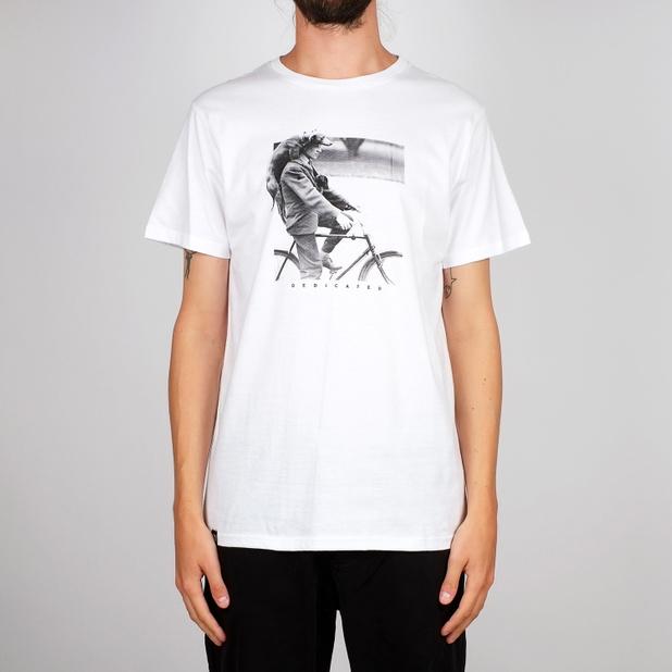 T-shirt Stockholm Bike Dog