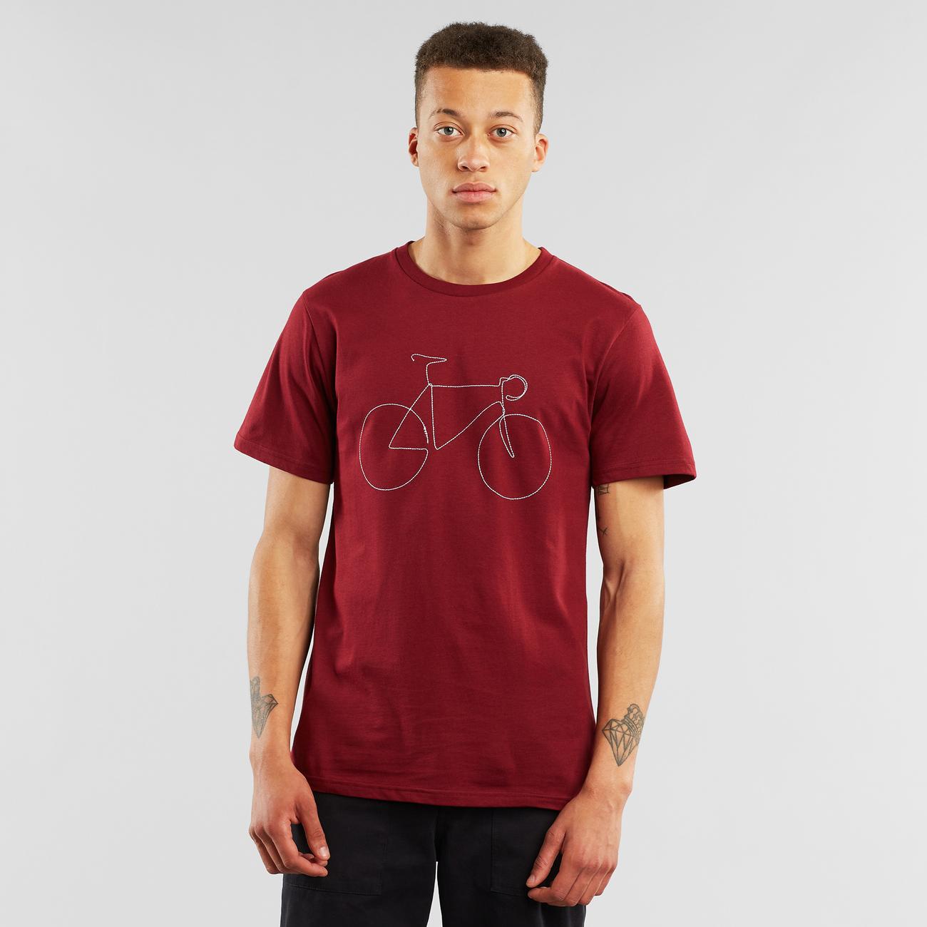 T-shirt Stockholm Bicycle