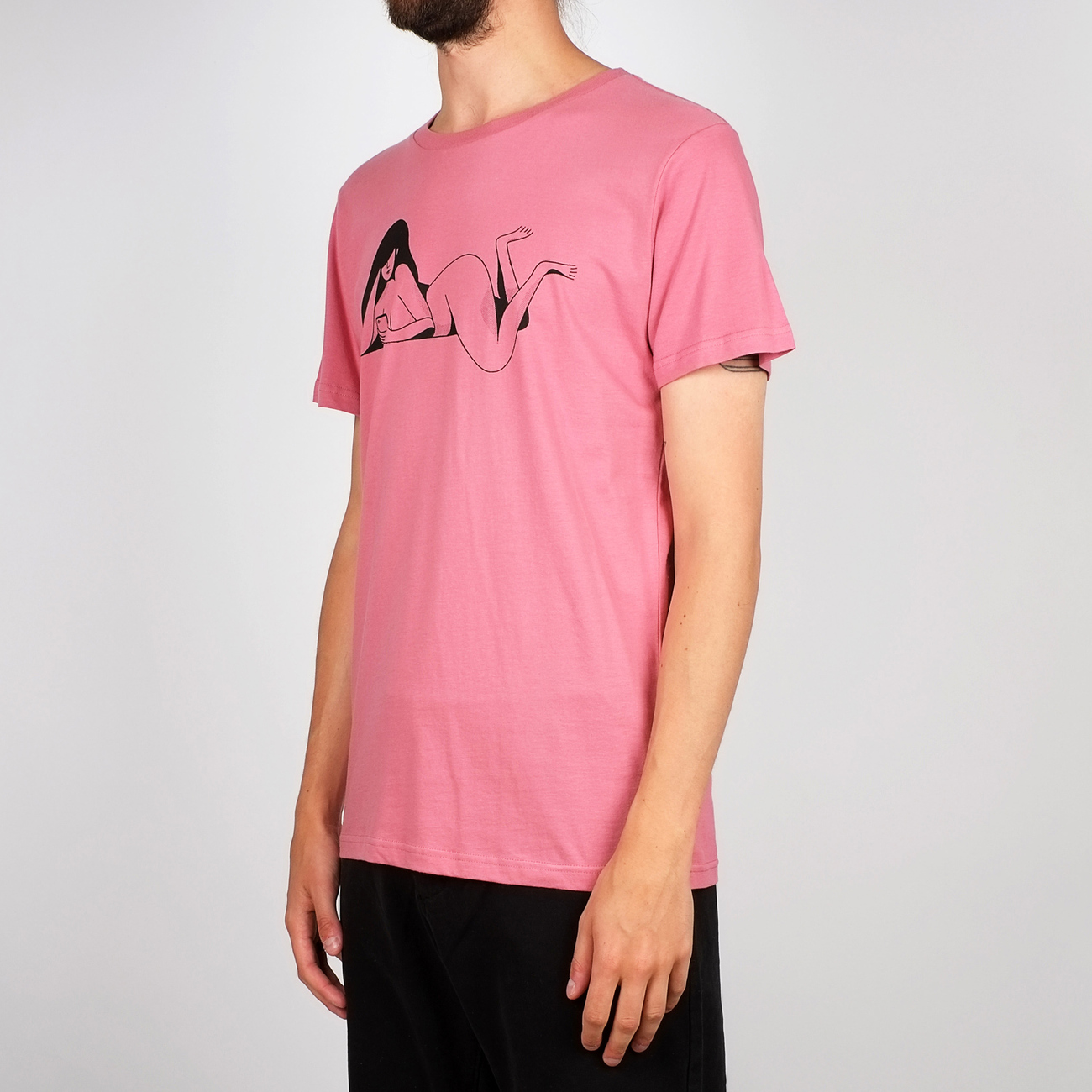 T-shirt Stockholm Phoning