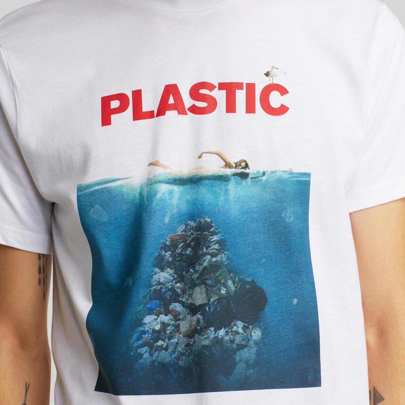 T-shirt Stockholm Plastic