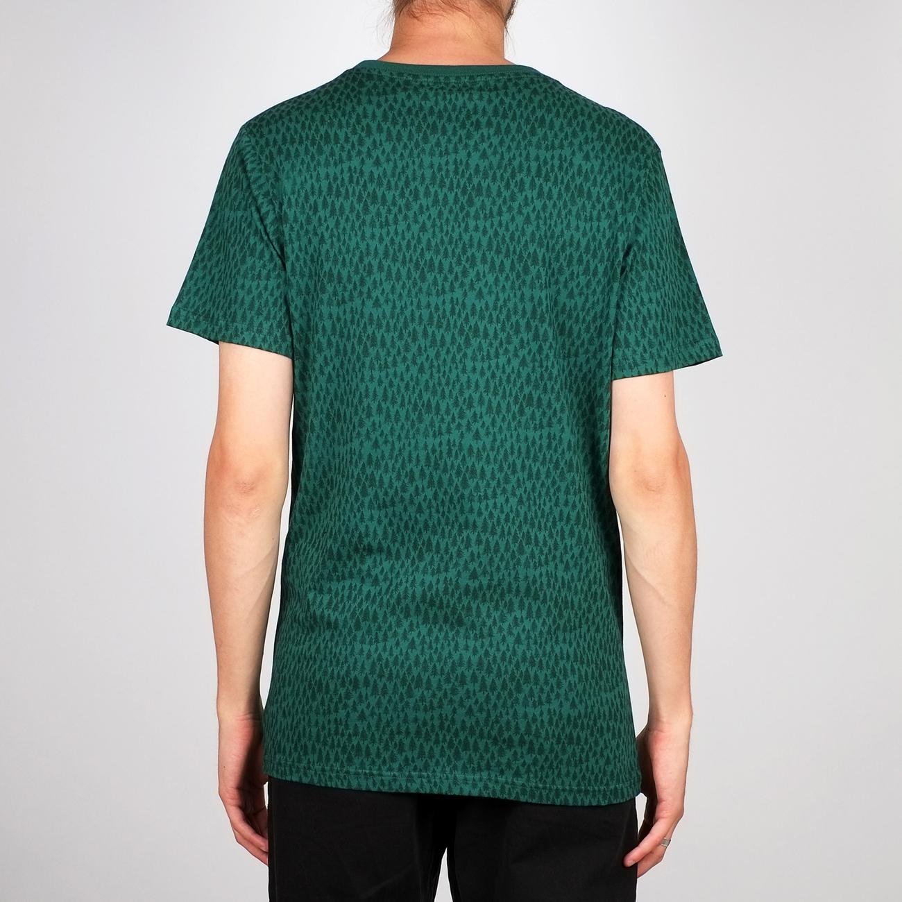 T-shirt Stockholm Tree Pattern