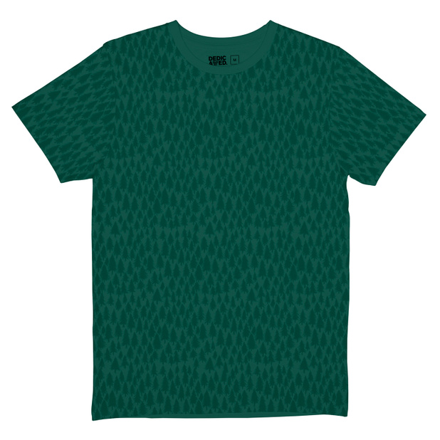 T-shirt Stockholm Tree Pattern