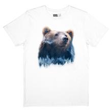 T-shirt Stockholm Forest Bear